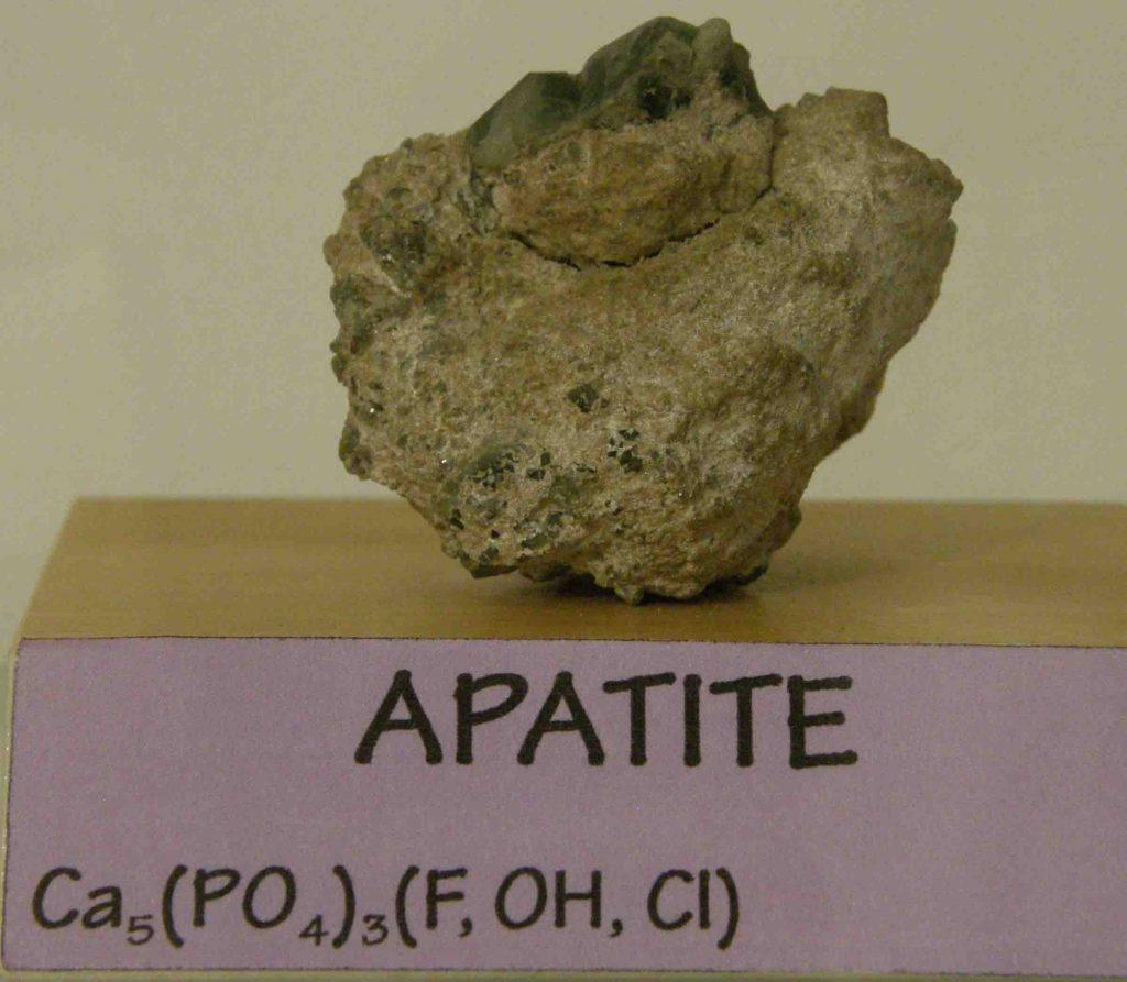 Fig 3 apatite